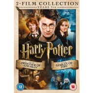 Harry Potter Film Collection - Years 3 & 4 DVD