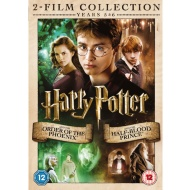 Harry Potter Film Collection - Years 5 & 6 DVD