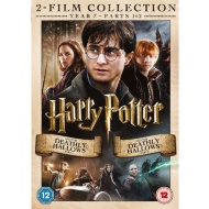 Harry Potter Film Collection - Year 7 Parts 1 & 2 DVD