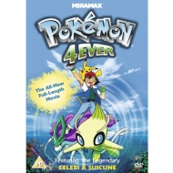 Pokémon 4Ever DVD