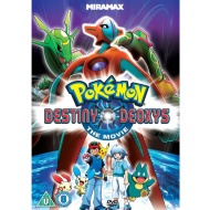 Pokémon Destiny Deoxys The Movie DVD