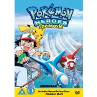 Pokémon Heroes The Movie DVD