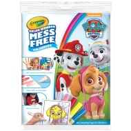 Paw Patrol Colour Wonder Book