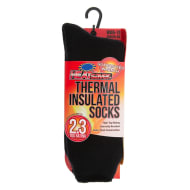 HEATsaver Mens Thermal Insulated Socks