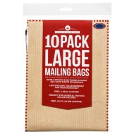 Large Mailing Bags 10pk