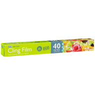 Cling Film 350mm x 40m