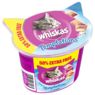 Whiskas Temptations 90g - Salmon