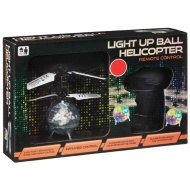 Light Up Ball Remote Control Helicopter