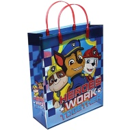 Cheap wrapping paper and gift bags from bm stores paw patrol heroes pp gift bag negle Image collections
