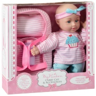 My Newborn Doll, Carry Cot & Accessories