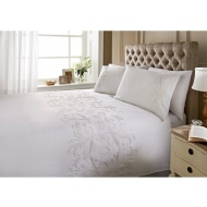 Marilyn Metallic Stitch Duvet Set - King