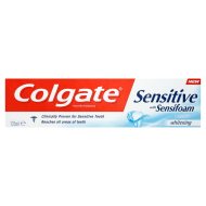 Colgate Sensitive with Sensifoam Whitening Toothpaste