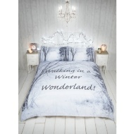 Winter Wonderland Brushed Cotton - Double