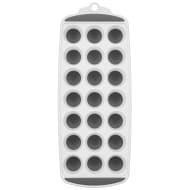 Silicone Pop Out Ice Cube Trays 2pk - Grey