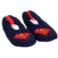 Mens Hero Slipper Socks - Superman