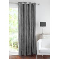 Venice Crinkle Fully Lined Curtain Panel - 54 x 86