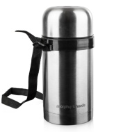 Morphy Richards Stainless Steel Food Flask 1L