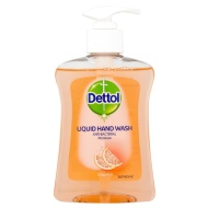 Dettol Hand Wash 250ml - Grapefruit