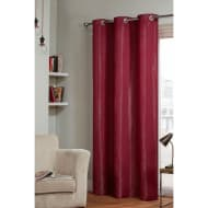 Radley Ribbed Unlined Curtain Panel 54 x 86