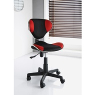 Carter Office Chair - Red