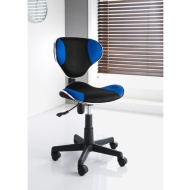 Carter Office Chair - Blue