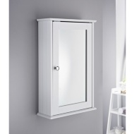 Maine Bathroom Single Door Cabinet