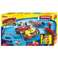 Carrera First Mickey & the Roadster Racers Track