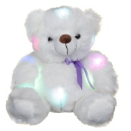 Glow LED Teddy Bear