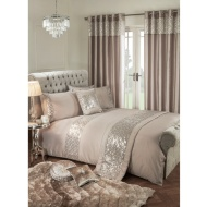 Karina Bailey Luxor Sequin Bed Set - Double