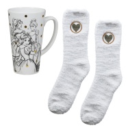 Mug & Sock Set - Disney Princess