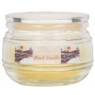 Essence Large Candle - Black Vanilla