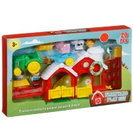 Farm Yard Play Set 20pc