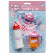 Dolls Feeding Set