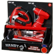 Builders Tool Kit 23pc