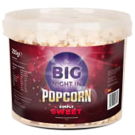 Big Night In Popcorn Tub - Sweet