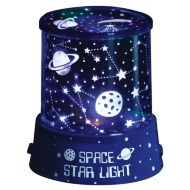 Bedroom Space Star Light Projector