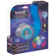 Disco Colour Changing LED Bath Light
