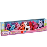 Pony Wonderland Pony Set 8pk