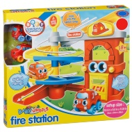 Baby Wheels Fire Station