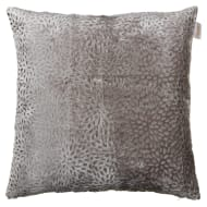 Westminster Velvet Oversized Cushion - Silver