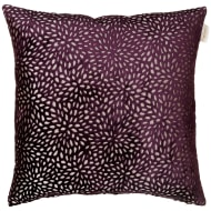 Westminster Velvet Oversized Cushion - Plum