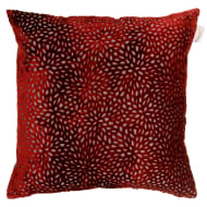 Westminster Velvet Oversized Cushion - Red