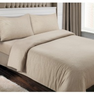 Silentnight Embossed Bedding - Double