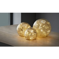 Sphere LED Lights 3pk