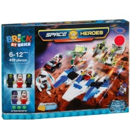 Brick by Brick Space Heroes