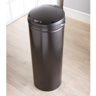 Addis Sensor Kitchen Bin 50L - Black