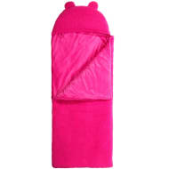 Silentnight Teddy Bear Sleeping Bag - Pink