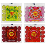 Chupa Chups Tea Lights 20pk - Strawberry & Cream