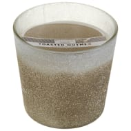 Glitter Candle - Toasted Nutmeg