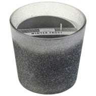 Glitter Candle - Winter Frost